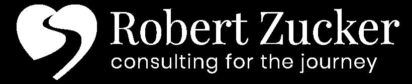 Inline logo, Robert Zucker, Consulting for the Journey