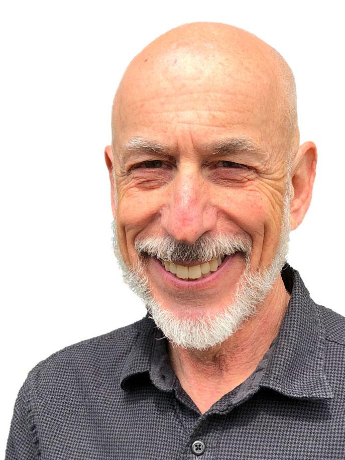 Headshot of Robert Zucker